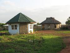Afrikaanse hutjes